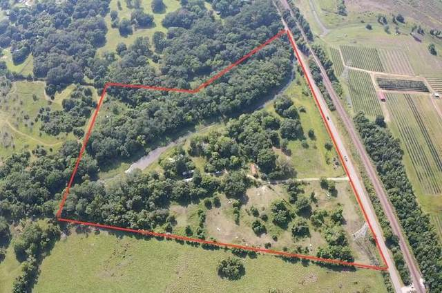 11658 County Road 190, Alvin, TX 77511 (MLS #19488847) :: The Freund Group