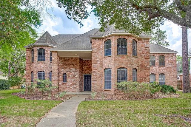 17035 Wood Bark Road Road, Spring, TX 77379 (MLS #19493095) :: The SOLD by George Team