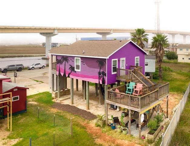 734 Cobia Drive, Surfside Beach, TX 77541 (MLS #19493969) :: My BCS Home Real Estate Group