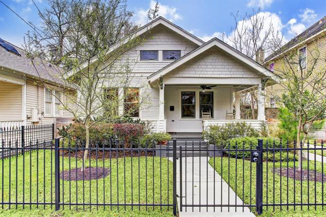 707 Euclid Street, Houston, TX 77009 (MLS #19499490) :: Texas Home Shop Realty