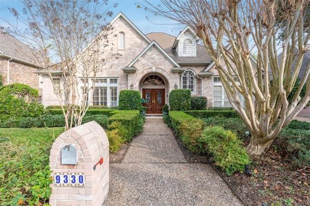 9330 Shady Lane Circle, Houston, TX 77063 (MLS #19510876) :: Ellison Real Estate Team