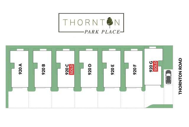920 Thornton Road F, Houston, TX 77018 (MLS #19519237) :: My BCS Home Real Estate Group