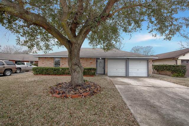 2522 Heritage Colony Drive, Webster, TX 77598 (MLS #19520999) :: The Bly Team