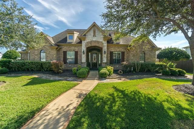 4916 S Glen Lane, League City, TX 77573 (MLS #19538386) :: Caskey Realty