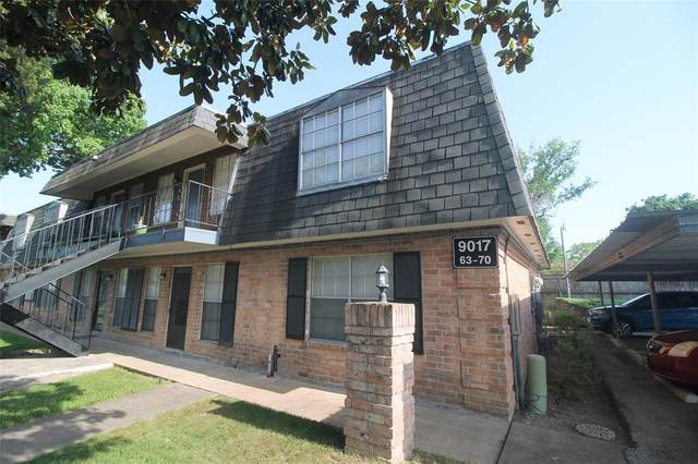 9017 Gaylord Drive #66, Houston, TX 77024 (MLS #19552180) :: All Cities USA Realty