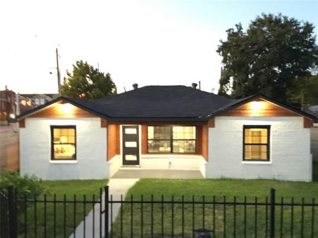 201 Sue Street, Houston, TX 77009 (MLS #19558784) :: The Heyl Group at Keller Williams