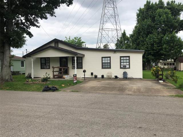 506 Mckee Street, Clute, TX 77531 (MLS #19577875) :: The Property Guys