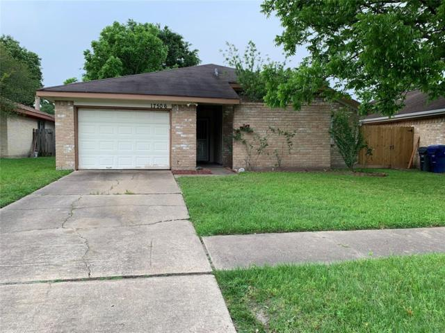 17506 Glenmorris Drive, Houston, TX 77084 (MLS #19581207) :: The Home Branch