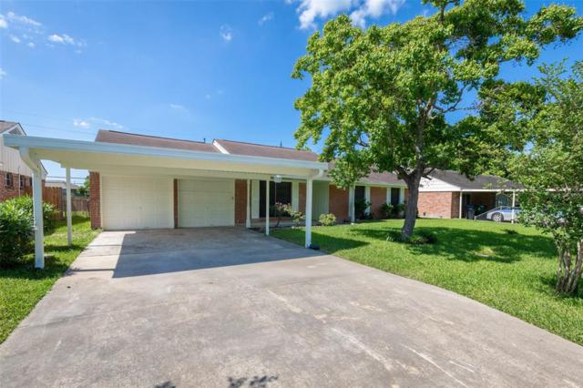4414 Dalmatian Drive, Houston, TX 77045 (MLS #19593326) :: The Heyl Group at Keller Williams