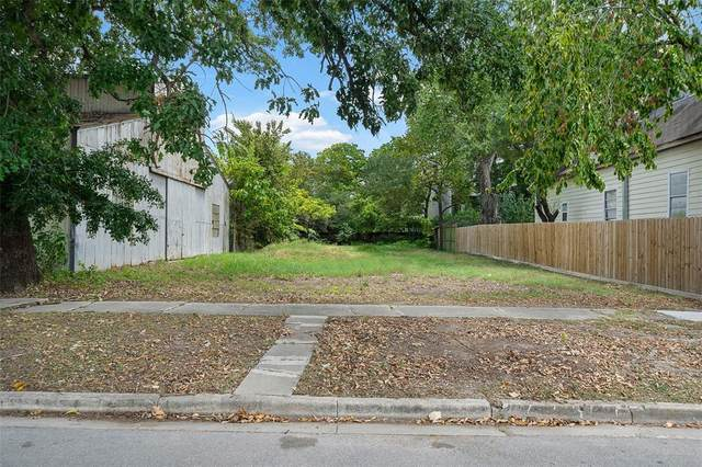 611 Sampson Street, Houston, TX 77003 (MLS #19601718) :: The Andrea Curran Team powered by Compass