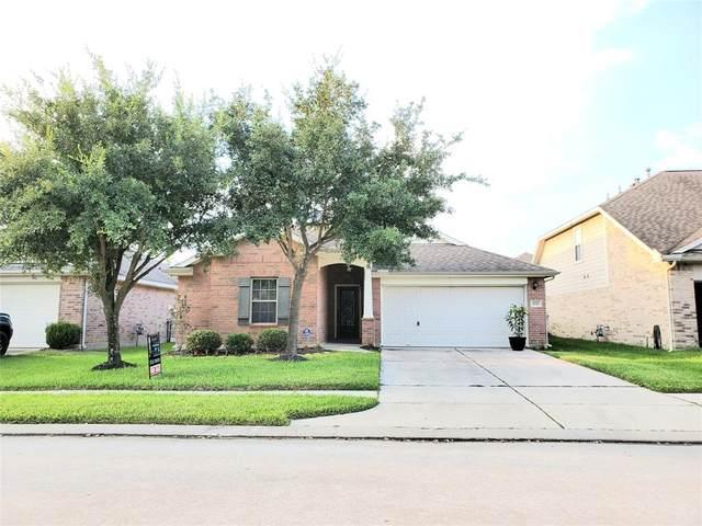 6110 Moran Crest Drive, Spring, TX 77388 (MLS #19602076) :: Giorgi Real Estate Group