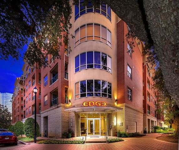 300 St Joseph Parkway #302, Houston, TX 77002 (MLS #19602460) :: Rachel Lee Realtor