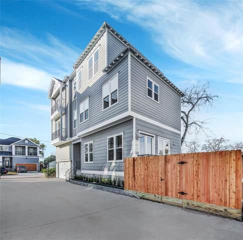 919 W 16th Street B, Houston, TX 77008 (MLS #19619669) :: Connect Realty