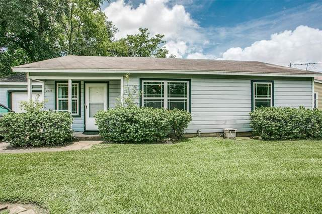 8206 Montridge Drive, Houston, TX 77055 (MLS #19648485) :: The SOLD by George Team