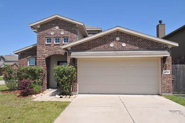 9619 Landon Lake Drive, Pearland, TX 77584 (MLS #19649339) :: The SOLD by George Team