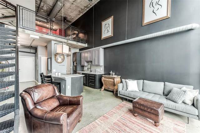 2000 Bagby Street #5410, Houston, TX 77002 (MLS #19672904) :: Connect Realty