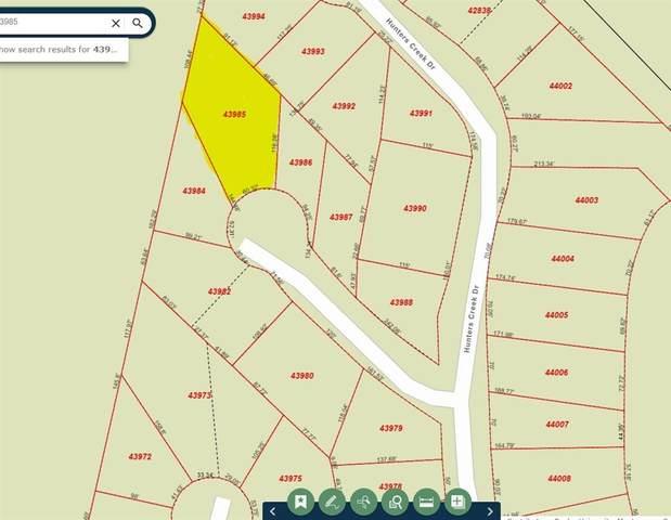 8 Hillside Court, Huntsville, TX 77340 (MLS #19675120) :: My BCS Home Real Estate Group