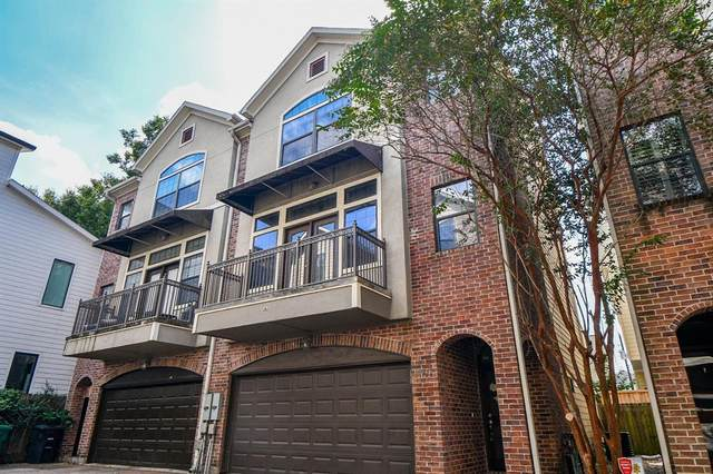 117 Roy Street, Houston, TX 77007 (MLS #19675455) :: Parodi Group Real Estate
