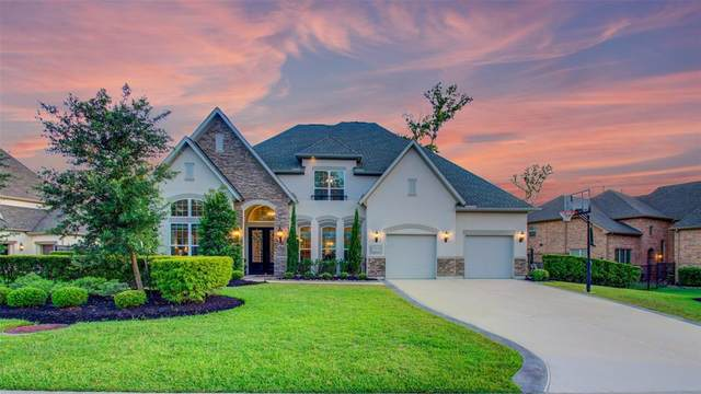 94 N Curly Willow Circle, The Woodlands, TX 77375 (MLS #19680952) :: The Parodi Team at Realty Associates