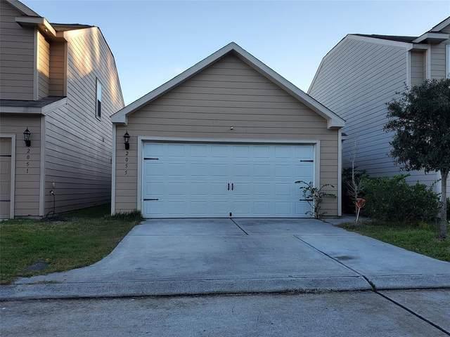 2055 Sweet Lilac Drive, Houston, TX 77090 (MLS #19714961) :: Christy Buck Team