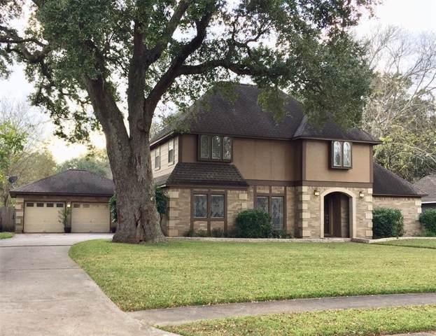 211 Huckleberry Drive, Lake Jackson, TX 77566 (MLS #19731191) :: Texas Home Shop Realty