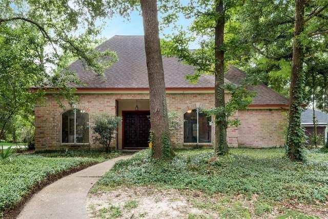 3327 Lakehaven Drive, Houston, TX 77339 (#19735186) :: ORO Realty