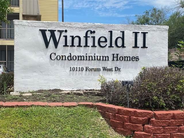 10110 Forum West Drive #229, Houston, TX 77036 (MLS #19737358) :: Green Residential