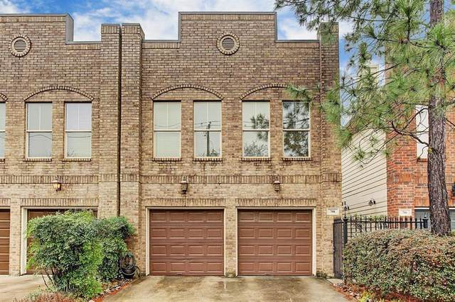 708 E 20th Street, Houston, TX 77008 (MLS #19743180) :: Giorgi Real Estate Group