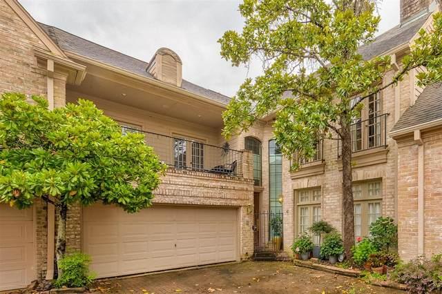 6105 Inwood Drive C, Houston, TX 77057 (MLS #19745569) :: Lerner Realty Solutions