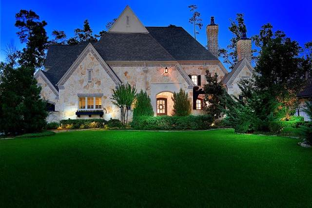 10 N Player Manor Circle, The Woodlands, TX 77382 (MLS #19760334) :: Texas Home Shop Realty