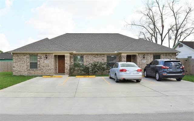 814 Mobile Drive A And B, Pasadena, TX 77506 (MLS #19763503) :: The SOLD by George Team
