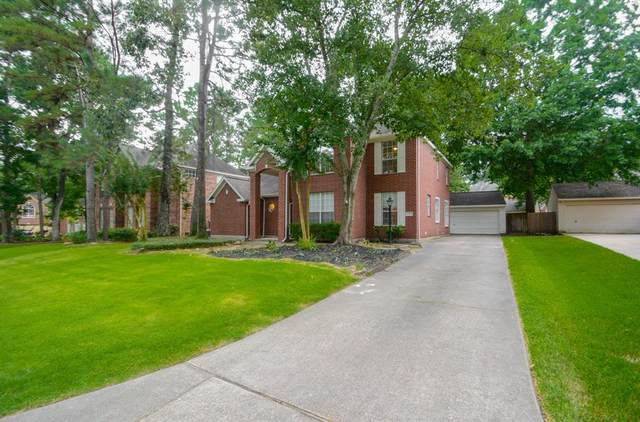 7 Firethorn Place, Spring, TX 77382 (MLS #19775223) :: Lerner Realty Solutions
