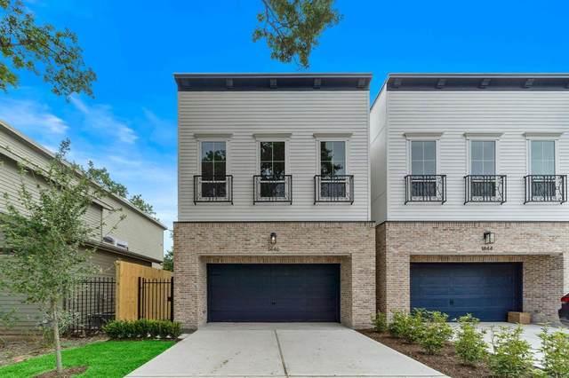 1446 Alexander Street, Houston, TX 77008 (MLS #19782437) :: Green Residential