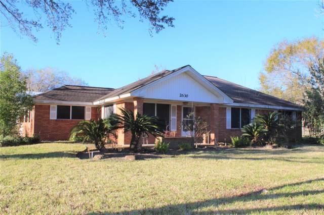 2630 Band Road, Rosenberg, TX 77471 (MLS #19791233) :: Phyllis Foster Real Estate