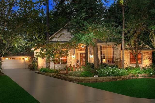 39 Candlenut Place, The Woodlands, TX 77381 (MLS #19798217) :: The Heyl Group at Keller Williams
