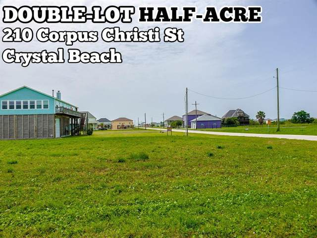 210 Corpus Christi Street, Crystal Beach, TX 77650 (MLS #19808441) :: Connect Realty
