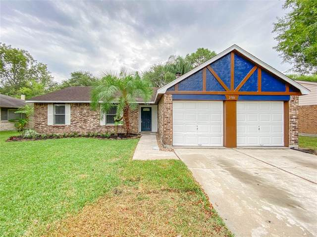 2786 Wood Hollow Drive, League City, TX 77573 (MLS #19814340) :: The SOLD by George Team