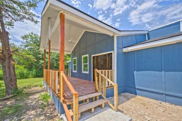 14668 Highway 21 W, North Zulch, TX 77872 (MLS #19825272) :: My BCS Home Real Estate Group