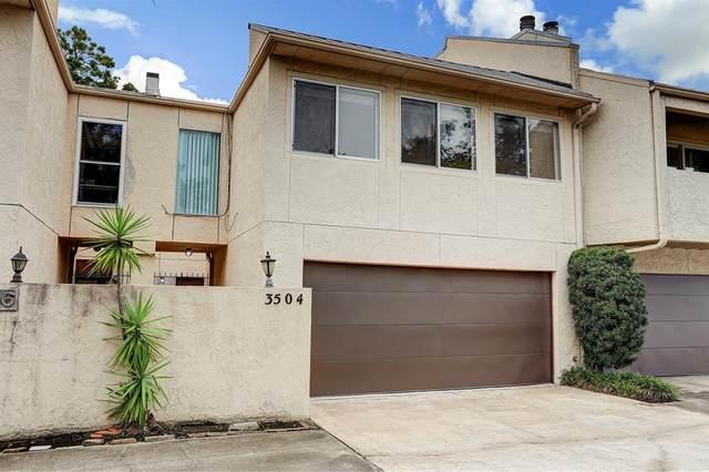 3504 Bellaire Boulevard, Houston, TX 77025 (MLS #19826921) :: Texas Home Shop Realty