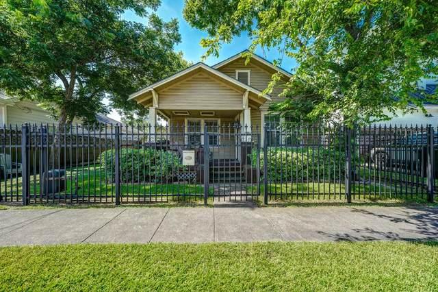 1019 Robbie Street, Houston, TX 77009 (MLS #19830496) :: The SOLD by George Team
