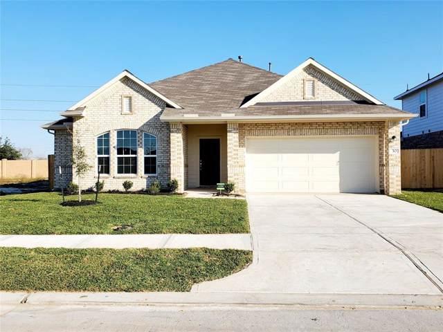 30 Montecito Lane, Manvel, TX 77578 (MLS #19847571) :: Texas Home Shop Realty