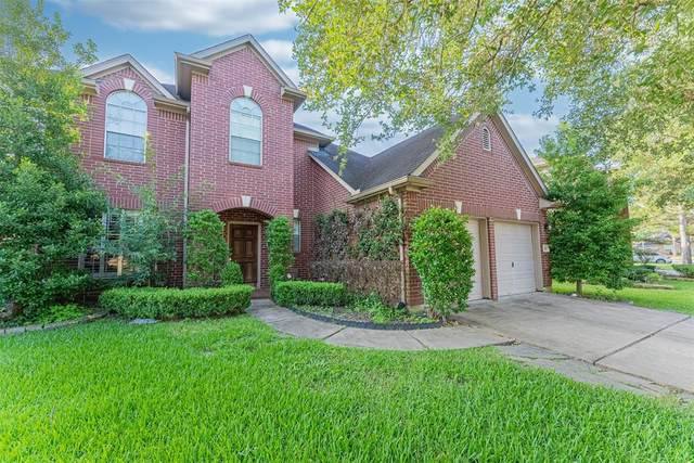 3603 Darby Court, Pearland, TX 77584 (MLS #19849443) :: The SOLD by George Team