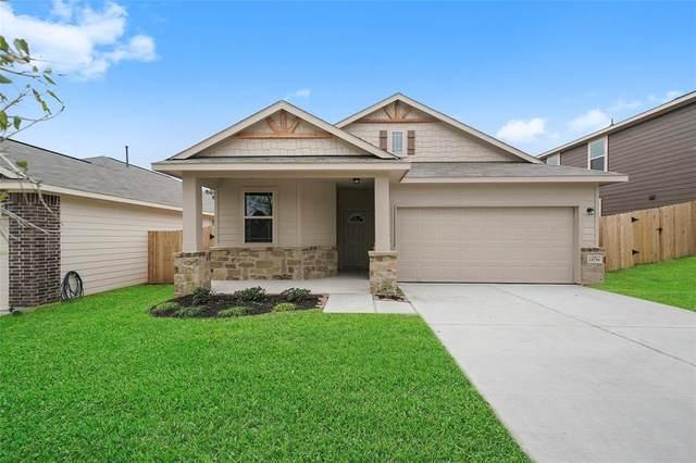 12784 Lake Conroe Bay Road, Willis, TX 77318 (MLS #19862273) :: Ellison Real Estate Team