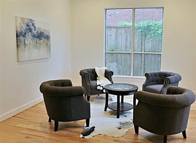 4507 Palmetto Street, Bellaire, TX 77401 (MLS #19867332) :: Giorgi Real Estate Group