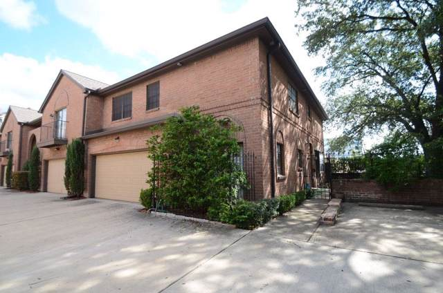 5630 Fairdale Lane #1, Houston, TX 77057 (MLS #19868096) :: Ellison Real Estate Team