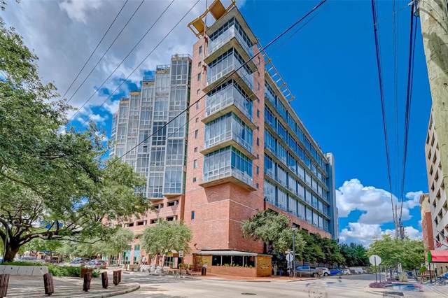 2000 Bagby Street #13428, Houston, TX 77002 (MLS #19898744) :: The Jill Smith Team