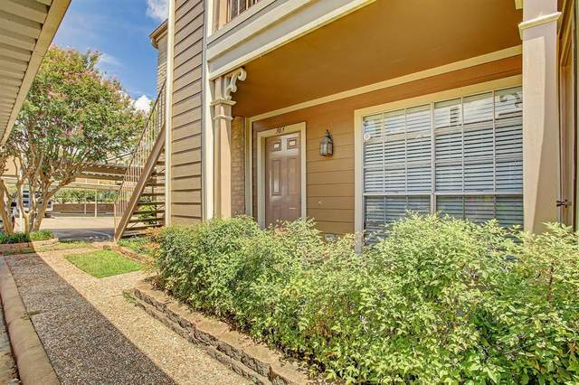 1860 White Oak Drive #363, Houston, TX 77009 (MLS #19907365) :: The SOLD by George Team