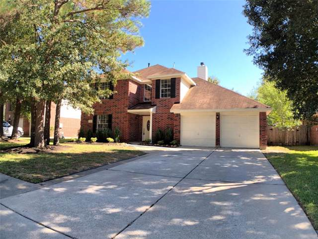 3806 Woodlace Drive, Humble, TX 77396 (MLS #19910083) :: Phyllis Foster Real Estate