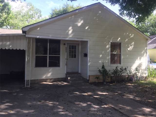 605 Lundy Street, El Campo, TX 77437 (MLS #19912258) :: The Heyl Group at Keller Williams