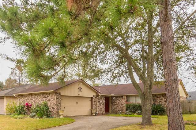 307 Knoll Forest Drive, League City, TX 77573 (MLS #19912860) :: The SOLD by George Team